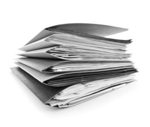 Get Organised and Beyond Singapore Filing System Pile