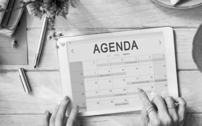 Get Organised and Beyond Singapore To Do List Schedule