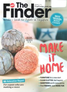 Professional Organiser Nathalie Ricaud The Finder October 2016