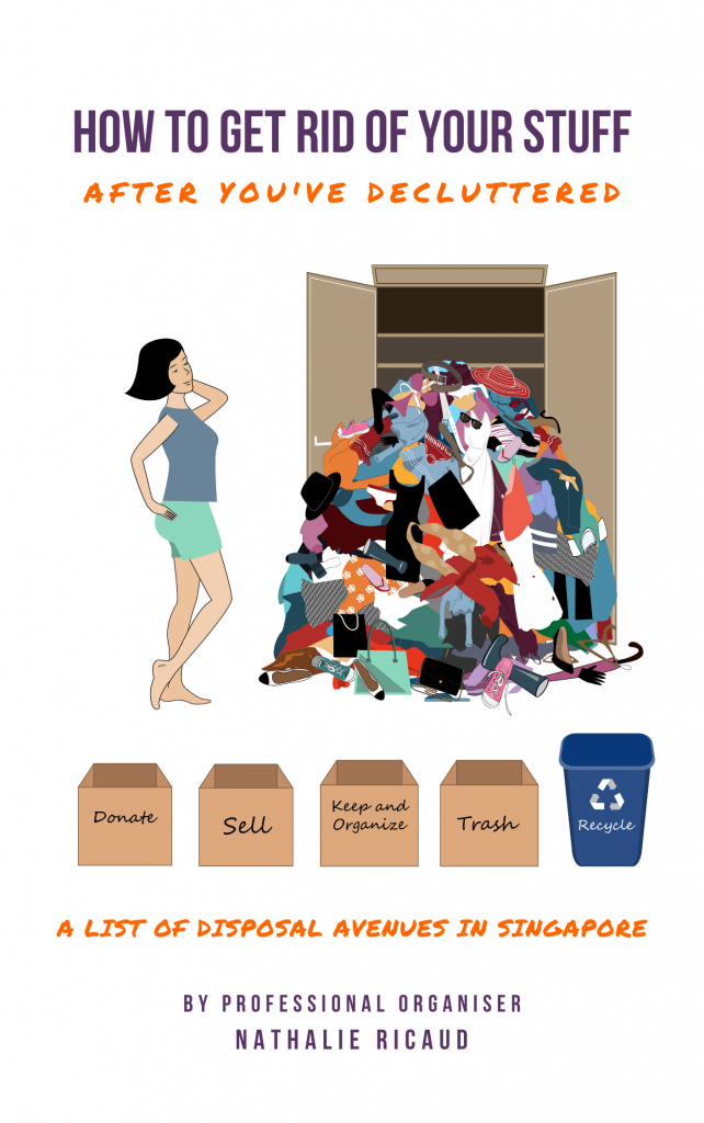 DecluttDeclutter Donate Sell Recycle Swap Singapore | Get Organised And Beyond