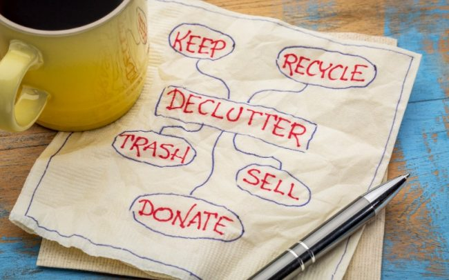 Get Organised and Beyond Singapore | Decluttering Tips | Research Disposal Options