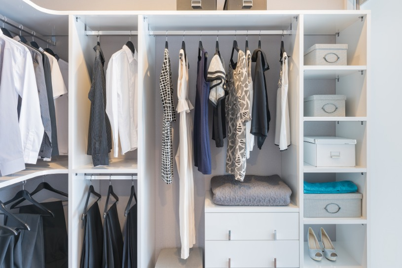Get Organised and Beyond Singapore | Keep Your Wardrobe Organised