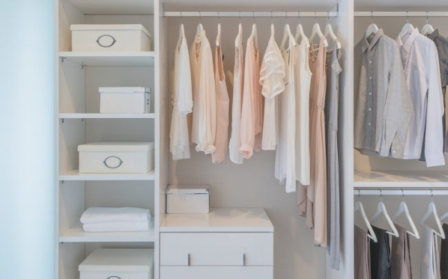 Get Organised and Beyond Singapore Organisation Tip Streamline Wardrobe