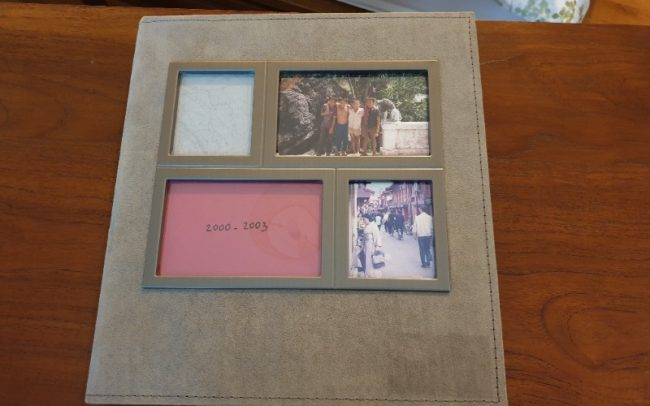 Re-organising Old Photos Albums | Get Organised and Beyond Singapore