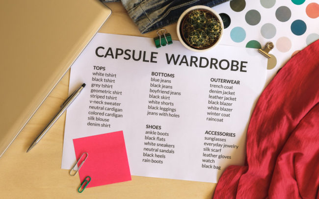 Get Organised And Beyond Singapore Wardrobe Bliss Workshop Part Two