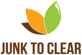 Junk to clear logo