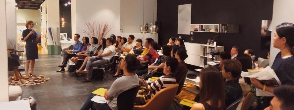 Singapore Speaker On Clutter And How To Get Organised