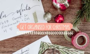 Get Organised in Sassy Mama
