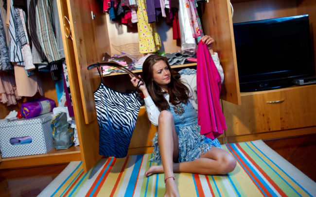 Get Organised And Beyond Singapore Cut The Clutter Wardrobe