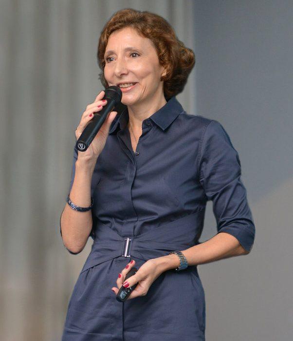 Nathalie Ricaud Public Speaker Singapore