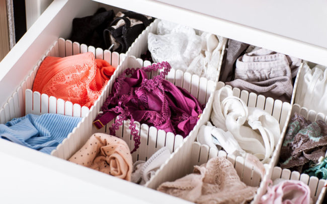 Get Organised and Beyond Singapore Organise Your Clothes Dividers