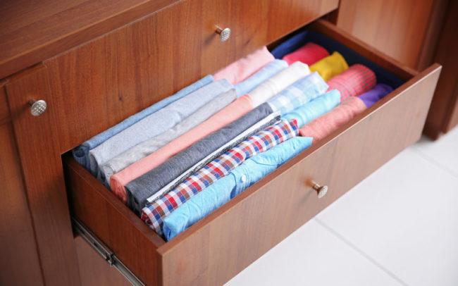 Get Organised and Beyond Singapore Organise Your Clothes File