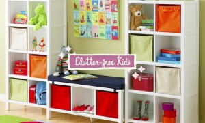 Clutter-free Kids
